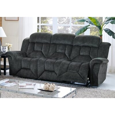 Johnstown Dual Reclining Sofa Recliner Mechanism: Motion