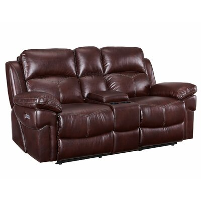Jennings Reclining Loveseat