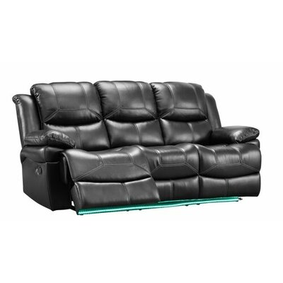 Carina Dual Reclining Sofa Recliner Mechanism: Motion