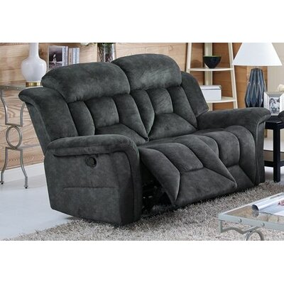 Johnstown Dual Reclining Loveseat Recliner Mechanism: Motion