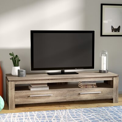 Rorie 59 TV Stand Color: Brown