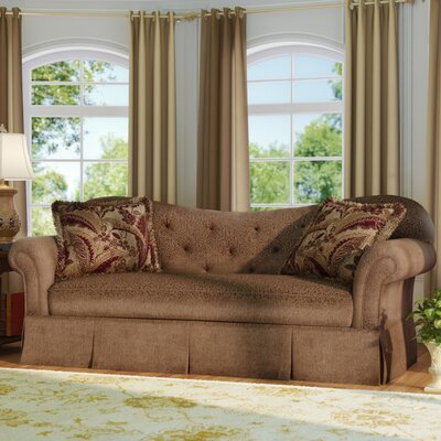 Serta Upholstery Christena Sofa Upholstery: Famu Copper