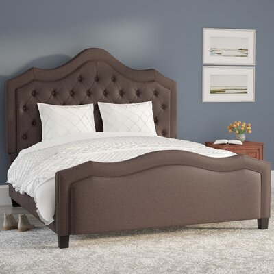 Richfield Upholstered Platform Bed Size: Queen