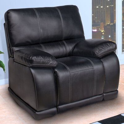 Jenice Power Glider Recliner Reclining Type: Power Motion