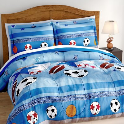 Heaven Comforter Set Size: Full/Queen