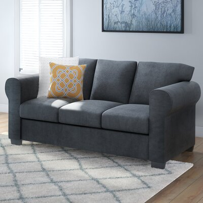 Belinda Sofa Upholstery: Vermont Gray / Spectator Spa