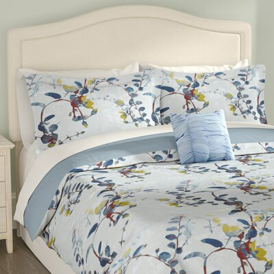 Shenandoah 6 and 8 Piece Comforter Set Size: Queen