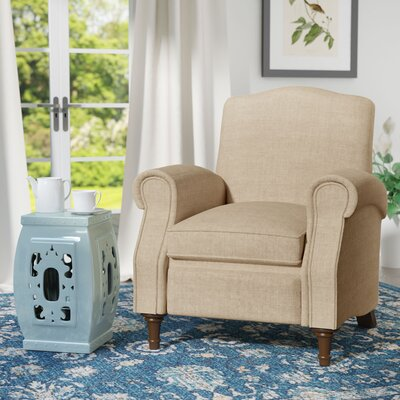 Sebring Traditional Recliner Finish: Beige