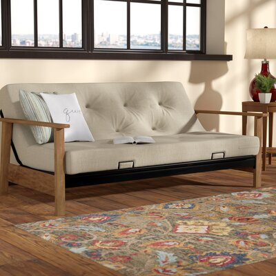 Red Barrel Studio RDBS7537 Marlborough Futon and Mattress