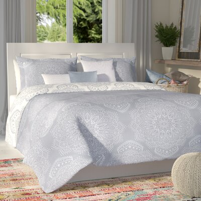Coolidge 6 Piece Comforter Set Size: King