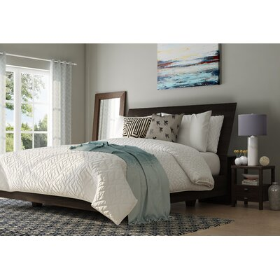 Maryjo Panel Headboard Size: Queen