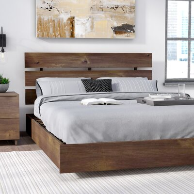 Hillsborough Platform Bed Size: Queen