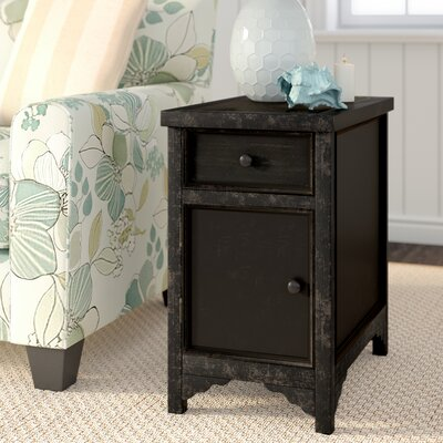 Calvin End Table With Storage