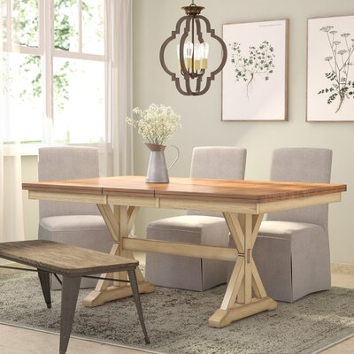 Snyder Dining Table Finish: Almond