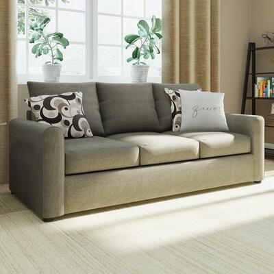 Serta Upholstery Martin House Modern Sleeper Sofa Upholstery: Flyer Metal / Euphoria