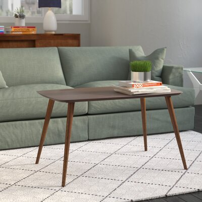 Rockwell Coffee Table Color: Walnut