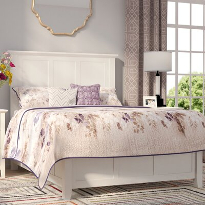 Allenville Storage Platform Bed Size: Full, Color: White