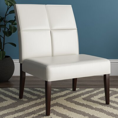 Australe Side Chair Color: Cream