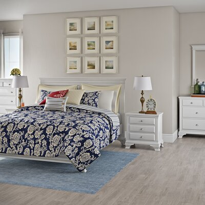 Fellsburg Platform 6 Piece Bedroom Set Size: Queen