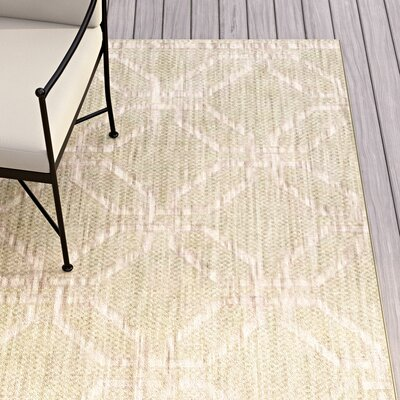 Bexton Green/Gray Area Rug Rug Size: Rectangle 8 x 11