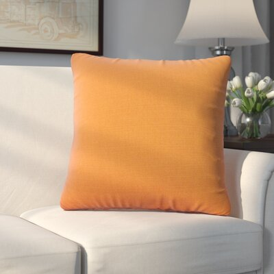 Abshire Throw Pillow Size: 16 H x 16 W x 8 D, Color: Sterling Canyon