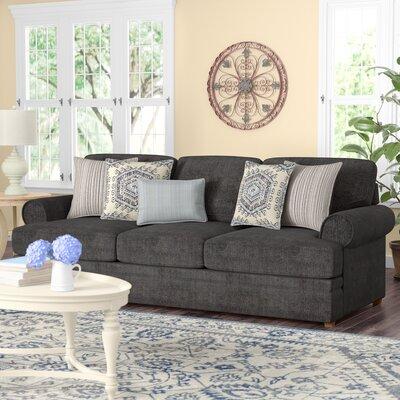 Simmons Upholstery Dorothy Sofa Upholstery: Bellamy Slate
