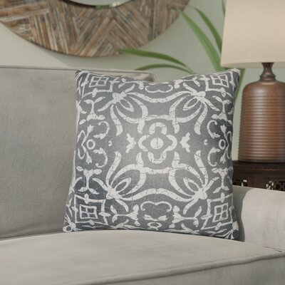 Libchava Indoor Throw Pillow Size: 22 H �x 22 W x 5 D, Color: Black