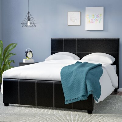Sydenham Upholstered Platform Bed Size: Queen