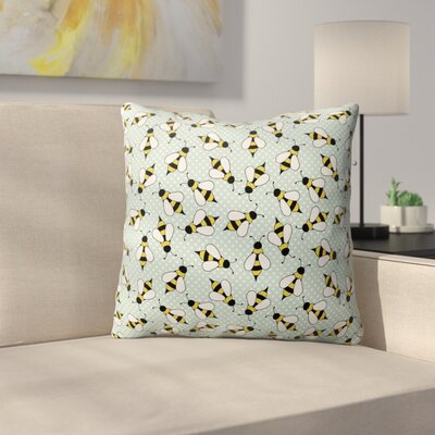 Leeanne Indoor/Outdoor Throw Pillow Size: 26 H x 26 W x 4 D