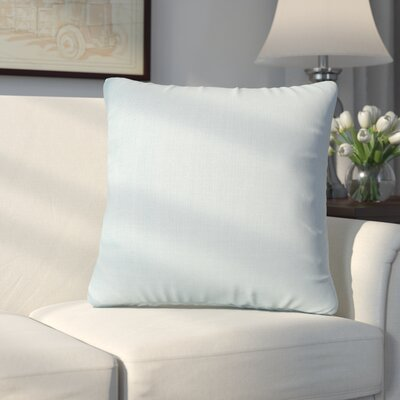 Frye Throw Pillow Color: Breeze, Size: 16 H x 16 W