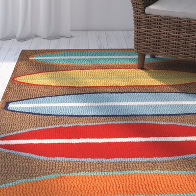 Helen Surfboards Area Rug Rug Size: Rectangle 2' x 5'
