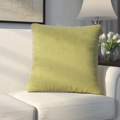 Abshire Throw Pillow Size: 20 H x 20 W x 8 D, Color: Bella Moss