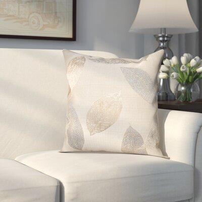 Soto Pillow Cover Color: Blue