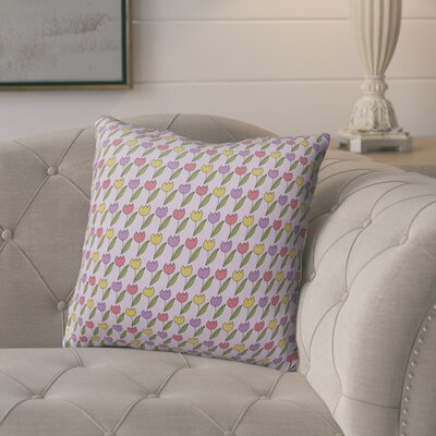 Turenne Indoor/Outdoor Throw Pillow Size: 18 H x 18 W x 4 D