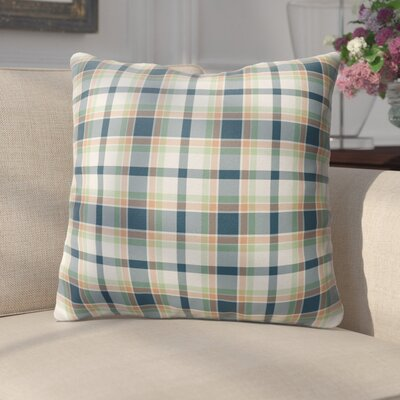 Roshon Indoor/Outdoor Throw Pillow Size: 18 H x 18 W x 4 D