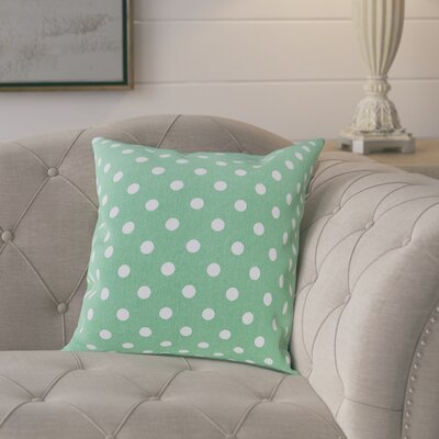 Gregory Cotton Pillow Cover Color: Hemlock
