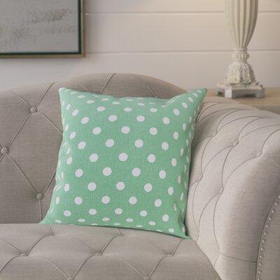 Rebeterano Cotton Pillow Cover Color: Hemlock
