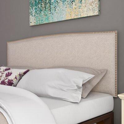 Newland Upholstered Panel Headboard Size: Full/Queen