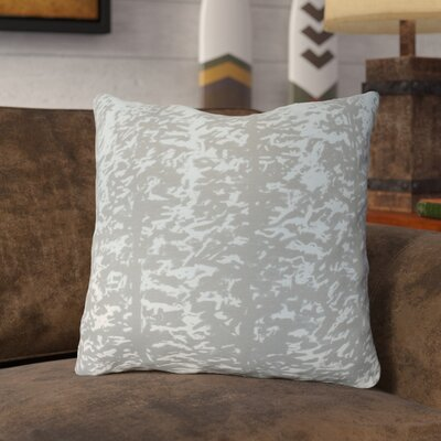 Joulon Hidden Forrest Throw Pillow Size: 16 H x 16 W, Color: Gray