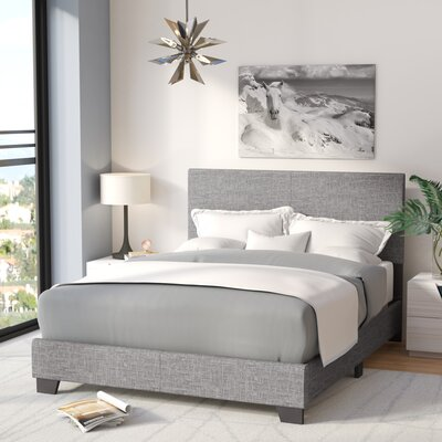 Darian Queen Panel Bed