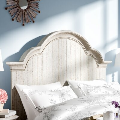 Turenne Wood Panel Headboard Size: Queen