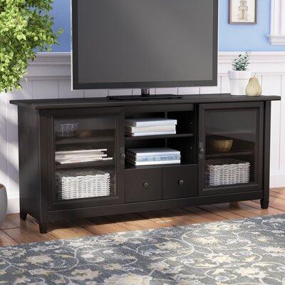 Lamantia 59 TV Stand Color: Black
