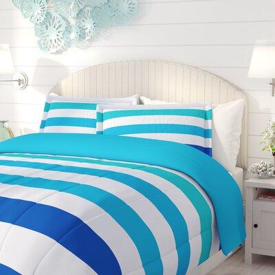 Reversible Comforter Set Size: Full/Queen
