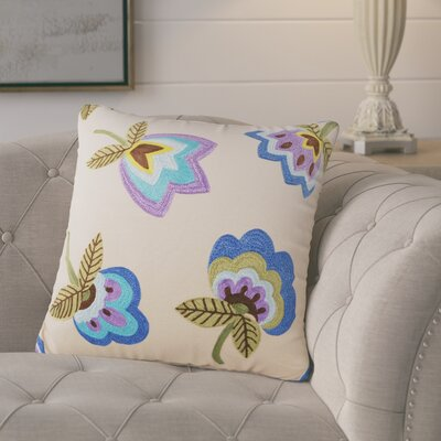 Tillie Cotton Throw Pillow