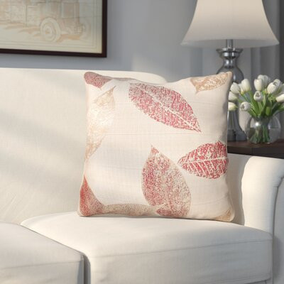 Soto Throw Pillow Color: Pink