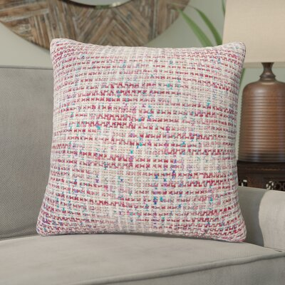 Flores Throw Pillow Fill Material: Down/Feather