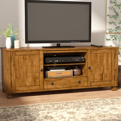Gutierres 60 TV Stand Color: Tuscany Oak