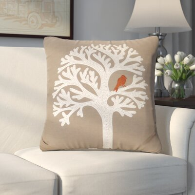 Archibald Cotton Throw Pillow