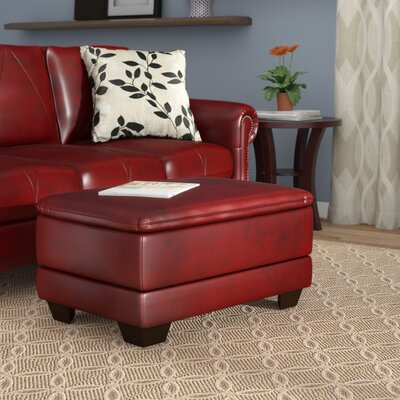 Simmons Upholstery Cates Ottoman Upholstery: Natural
