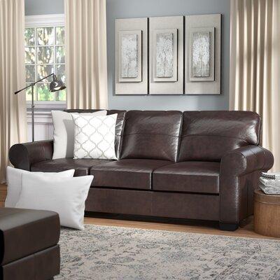 Bacall Sleeper Upholstery: Chestnut